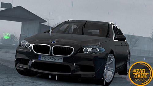 دانلود ماشین BMW M5 Touring برای بازی Euro Truck Simulator 2