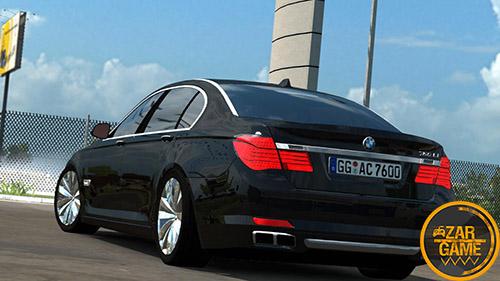 دانلود ماشین BMW 760li برای بازی Euro Truck Simulator 2