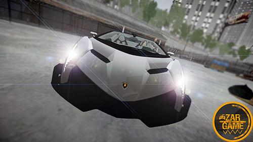 دانلود ماشین Lamborghini Veneno 2014 برای بازی GTA IV