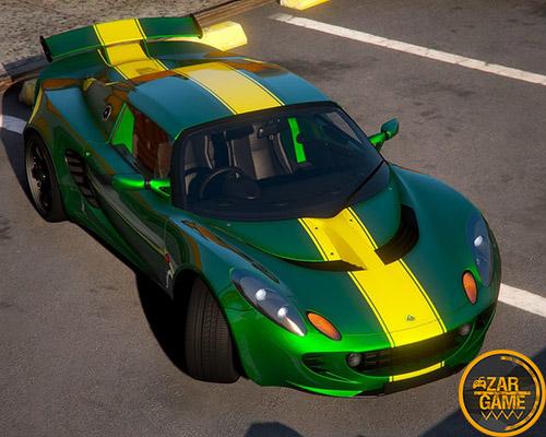 دانلود ماشین Lotus Elise 111S 2005 برای بازی GTA V