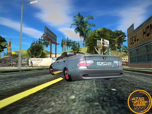 دانلود ماشین سمند سورن کروک برای بازی (GTA 5 (San Andreas