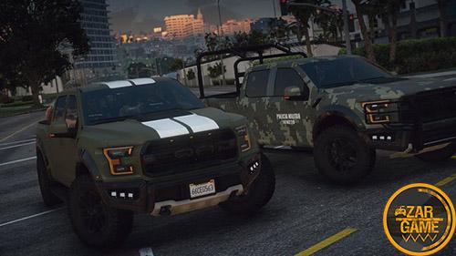 دانلود ماشین Ford Raptor 2017 برای بازی GTA V