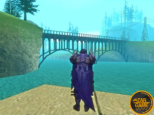 دانلود اسکین PsyOps Pyke از بازی LoL برای بازی (GTA 5 (San Andreas