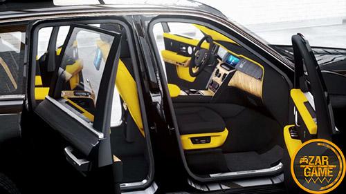 دانلود ماشین olls-Royce Cullinan 2019 برای بازی (GTA 4 (GTA IV
