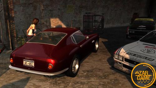 دانلود ماشین کلاسیک Grotti GT500 برای بازی (GTA 4 (GTA IV