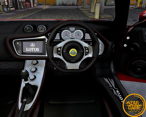 دانلود ماشین Lotus Evora S 2011 برای بازی GTA V