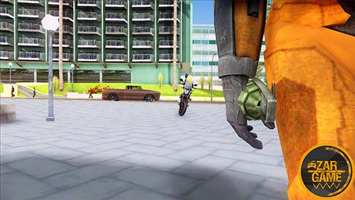 دانلود پک تفنگ های بازی Black Mesa   بلک میسا برای بازی (GTA 5 (San Andreas