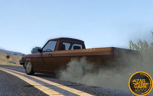 دانلود ماشین پیکان وانت برای بازی GTA V