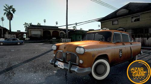 دانلود ماشین تاکسی Eckhart از بازی Mafia III برای بازی (GTA 5 (San Andreas
