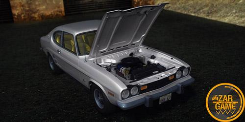 دانلود ماشین کلاسیک Mercury Capri 2600 1973 برای بزای (GTA 5 (San Andreas
