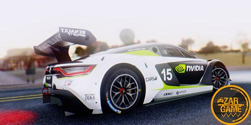 دانلود ماشین مسابقه Renault Sport R.S.01 با [+11 پینت جاب] برای بازی (GTA 5 (San Andreas