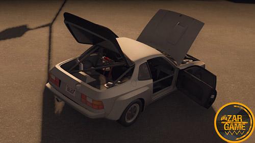 دانلود ماشین Porsche 924 Carrera GTS Rallye 1981 [+دو پینت جاب] برای بازی (GTA 5 (San Andreas