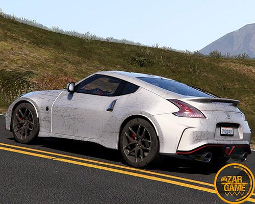 دانلود ماشین 2016 Nissan 370Z Nismo برای بازی GTA V
