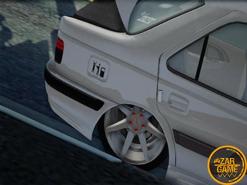 دانلود خودرو پژو پارس اسپورت برای بازی (GTA 5 (San Andreas