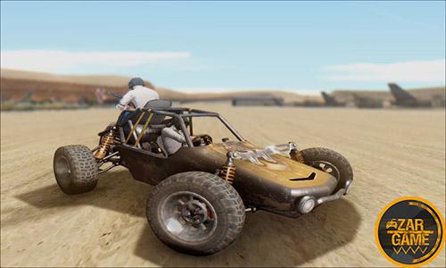 دانلود ماشین PUBG Buggy برای بازی (GTA 5 (San Andreas