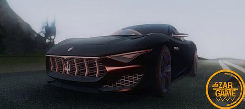 دانلود ماشین Maserati Alfieri Concept برای بازی (GTA 5 (San Andreas