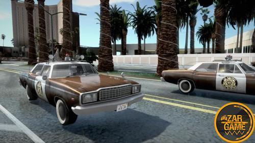 دانلود خودروی پلیس Eckhart Champion PE برای (GTA5 (San Andreas