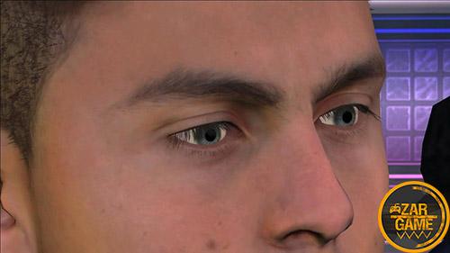 دانلود اسکین پائولو دیبالا از بازی PES 2020 برای (GTA 5 (San Andreas