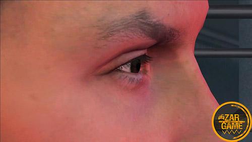 دانلود اسکین زلاتان ابراهیموویچ از بازی PES 2020 برای (GTA 5 (San Andreas
