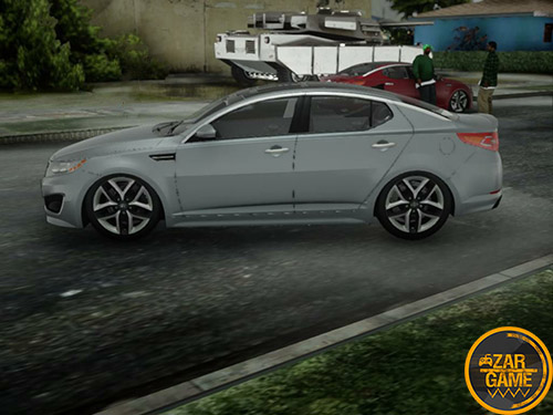 دانلود ماشین کیا اپتیما برای بازی (GTA 5 (San Andreas