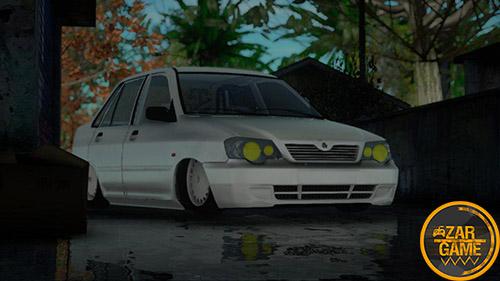 دانلود ماشین پراید 132 کف خواب برای بازی (GTA 5 (San Andreas