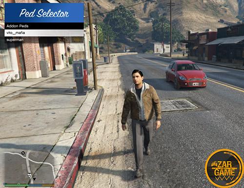 دانلود مود AddonPeds   نصب اسکین برای بازی GTA V (+ویدئو آموزشی)