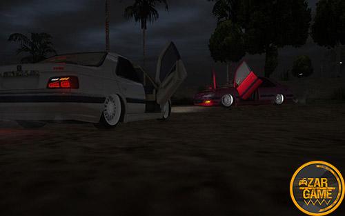 دانلود پژو پارس اسپرت برای (GTA 5 (San Andreas