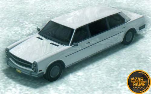 دانلود خودروی Benefactor Glendale Limo از بازی GTA V برای GTA5 (San Andreasُ)