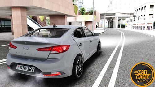 دانلود ماشین Hyundai Elantra 2019 برای بازی (GTA 5 (San Andreas