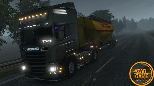 دانلود مود برداشته شدن محدودیت سرعت برای بازی ETS 2