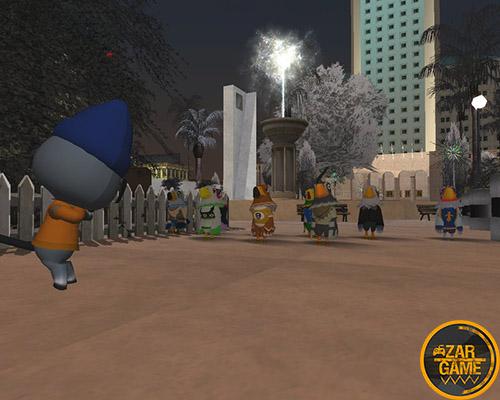 دانلود پک اسکین عقاب ها از بازی Animal Crossing برای بازی (GTA 5 (San Andreas
