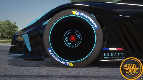 دانلود ماشین 2020 Bugatti Bolide برای بازی GTA V