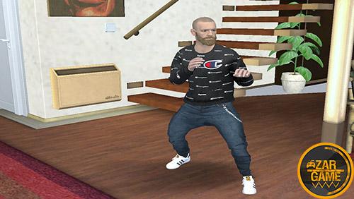 دانلود اسکین کانر مکگرگور برای بازی (GTA 5 (San Andreas