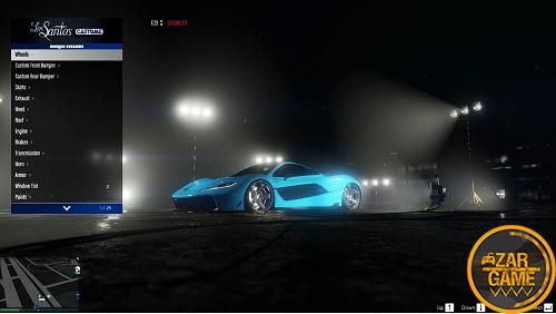 دانلود نسخه نهایی ترینر همه کاره Menyoo برای بازی GTA V