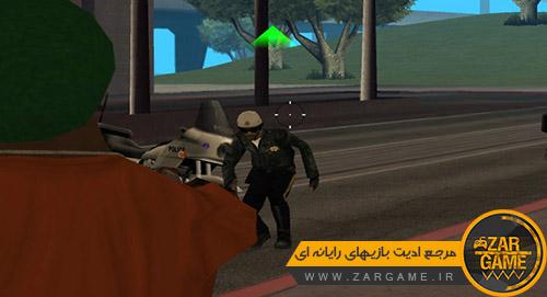 دانلود مود زوم بیشتر با تفنگ ها برای بازی (GTA 5 (San Andreas