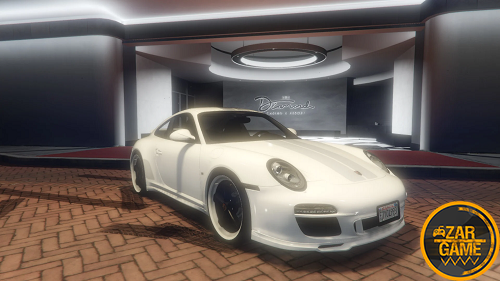 دانلود خودروی Porsche 911 Sport Classic برای GTA V