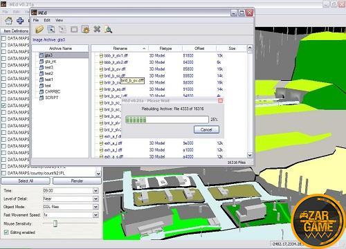 دانلود نرم افزار ادیت مپ برای بازی (GTA 5(San Andreas