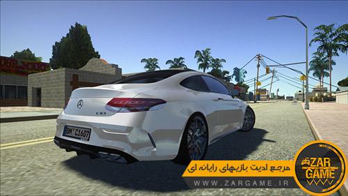 دانلود ماشین Mercedes-Benz C63S 2020 برای بازی (GTA 5 (San Andreas