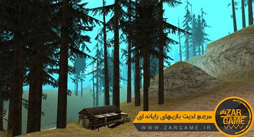 دانلود مود آواز پرندگان در جنگل برای بازی (GTA 5 (San Andreas