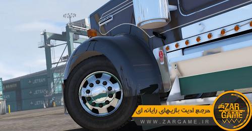 دانلود کامیون Kenworth W900  برای بازی GTA V