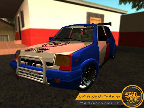 دانلود ماشین رنو P.K رالی برای بازی (GTA 5 (San Andreas
