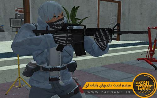 دانلود اسکین شخصیت Snow Patroller از بازی فورتنایت برای بازی (GTA 5 (San Andreas