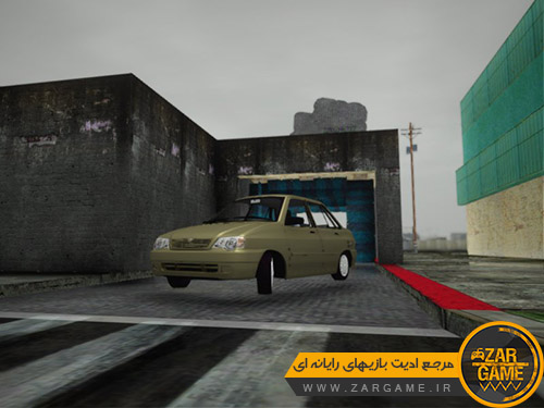 دانلود ماشین کیا پراید 132 برای بازی (GTA 5 (San Andreas