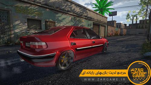 دانلود ماشین زانتیا اسپورت برای (GTA 5 (San Andreas