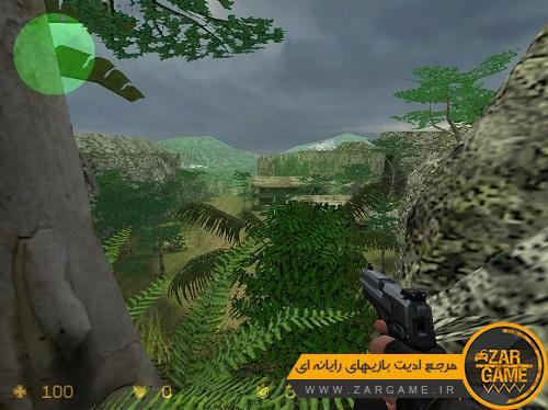 دانلود مپ جنگل برای بازی کانتر استرایک سورس (CS:S)