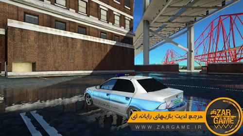 دانلود ماشین سمند سورن راهنمایی رانندگی تهران بزرگ برای بازی (GTA 5 (San Andreas