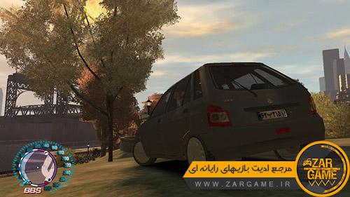 دانلود ماشین پراید 111 برای بازی GTA IV