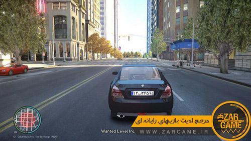 دانلود ماشین دنا برای بازی GTA IV