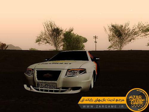 دانلود خودرو سمند سورن اسپورت برای بازی (GTA 5 (San Andreas