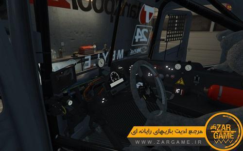 دانلود کامیون تیونینگ 2015 mercedes benz tankpool برای gta v